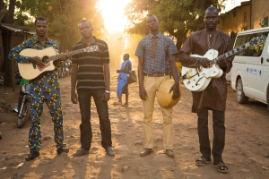 They Will Have To Kill Us First - Songhoy Blues